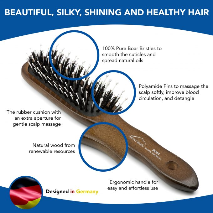 Hair Brush Mont Bleu Store