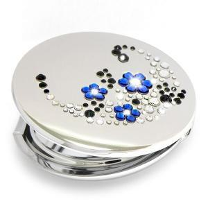 Blue pocket mirror ACSP-06.1