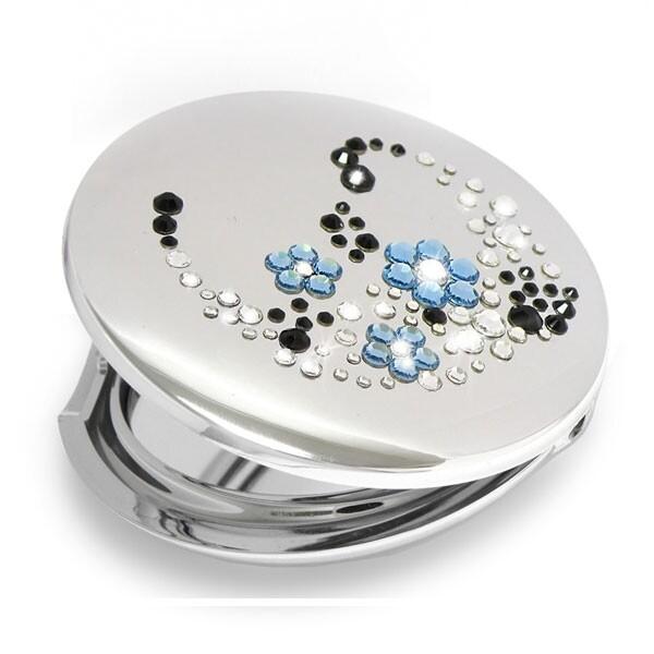 Blue pocket mirror ACSP-06.4