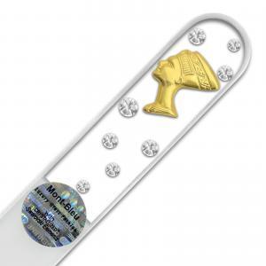 Nefertity Glass Nail File JW-G5