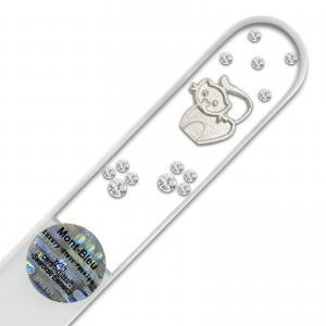 Cat Crystal Nail File JW-S2