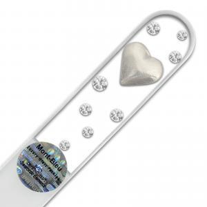 Heart Crystal Nail File JW-S1