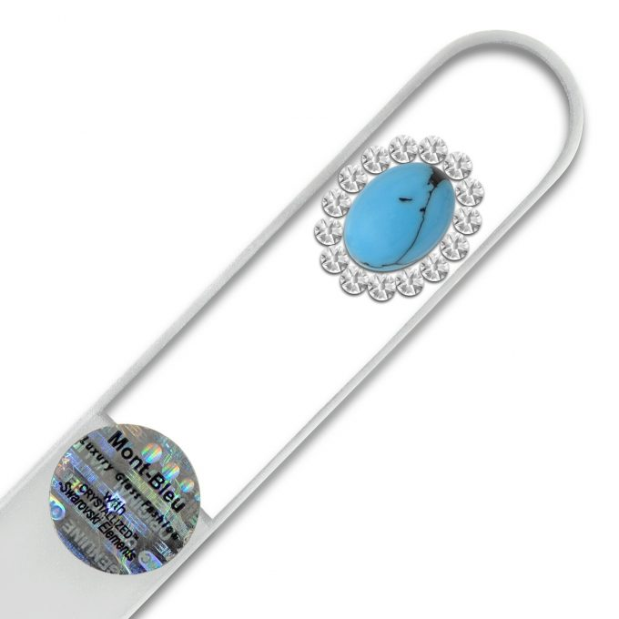 Bohemian Glass Nail File JW-RS-1
