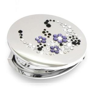 Purple pocket mirror ACSP-06.2