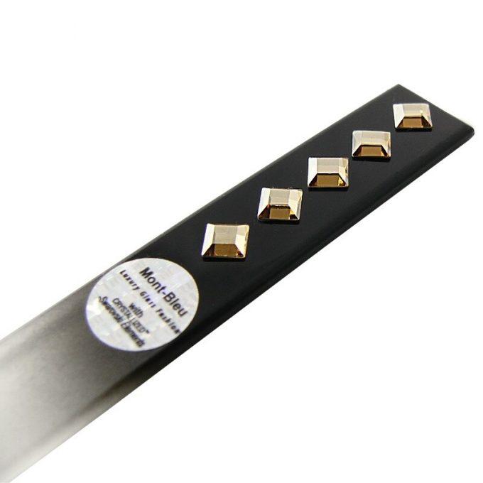 Stylish glass nail file EBB-M3