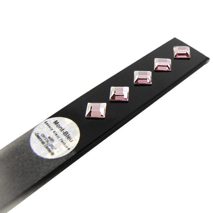 Stylish glass nail file EBB-M6