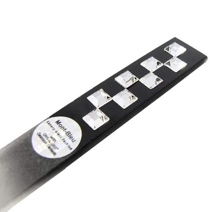 Chess glass nail file ECB-M4