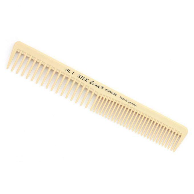 Silk cutting comb for hair HS-SL1