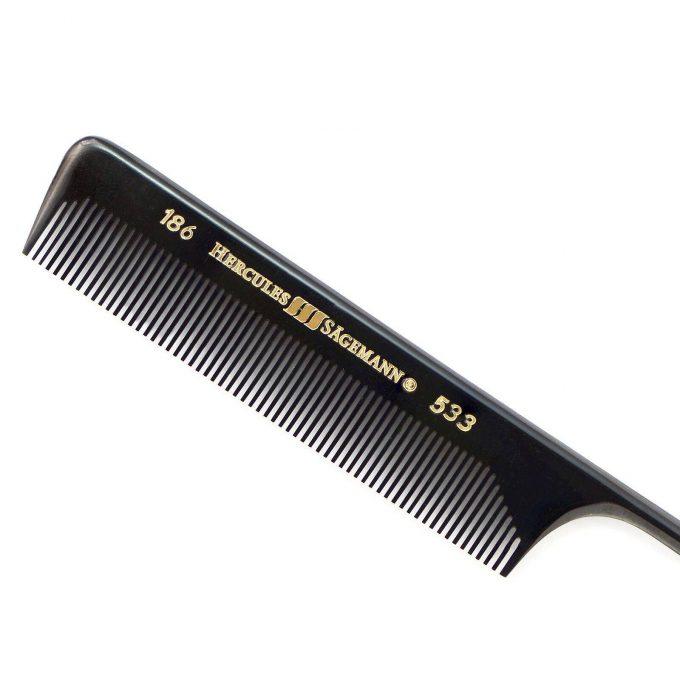HS tail comb HS-186-533