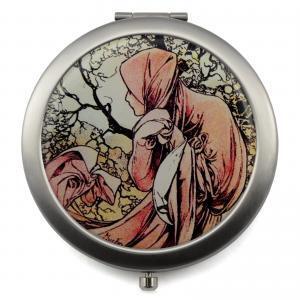 Four Seasons Compact Mirror