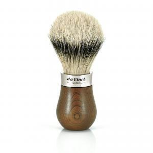 Da Vinci UOMO 299 Silvertip Badger Shaving Brush