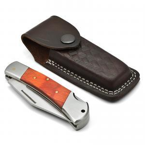 Giesen & Forsthoff's Timor Folding Pocket Knife with Stainless Steel Blade from Germany