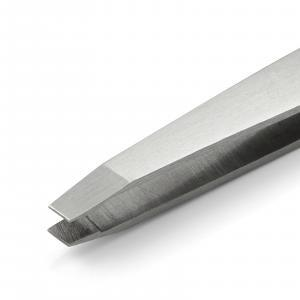 Mont Bleu Tweezers for Eyebrows, made of Stainless Steel, hand finished in Solingen