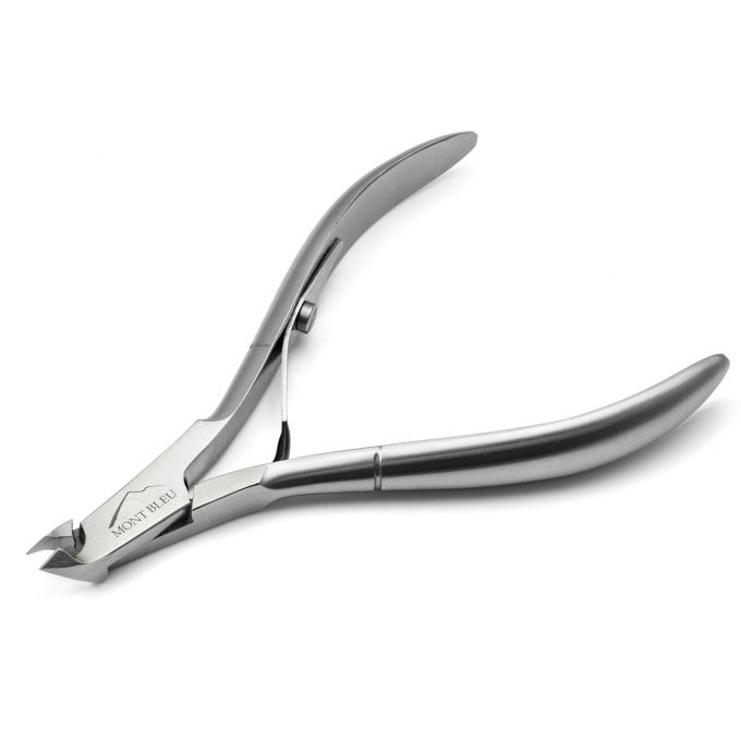 Mont Bleu Cuticle Nippers, made of Stainless Steel, hand finished in Solingen