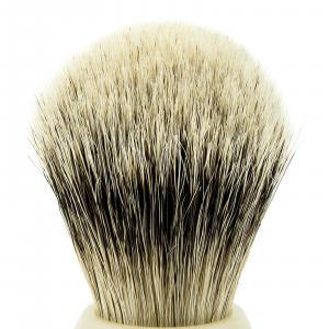 Da Vinci UOMO 298 Silvertip Badger Shaving Brush | ø20mm