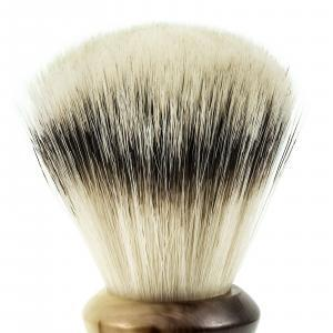 Timor Premium Shaving Brush Horn Acrylic | ø24mm