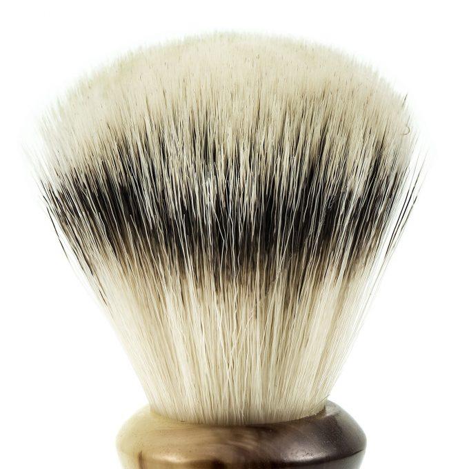Timor Premium Shaving Brush Horn Acrylic | ø24mm
