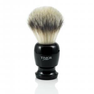 Timor Premium Shaving Brush Black Acrylic | ø24mm