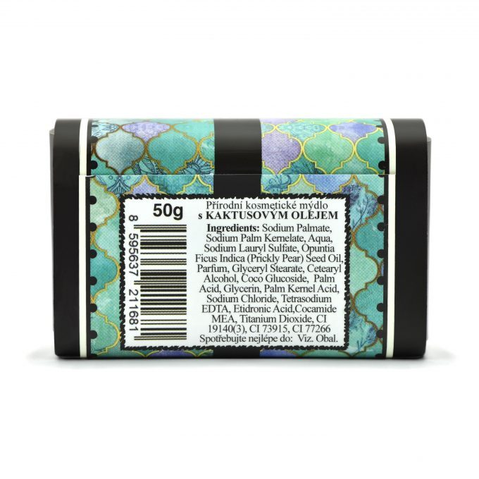 Oli-Oly Hydrating Face & Body Soap with Cactus Oil