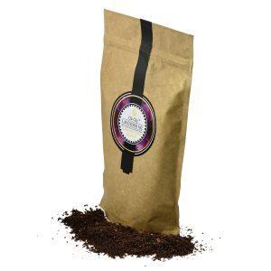 Oli-Oly Exfoliating Coffee Scrub with Lavender Oil, 150g