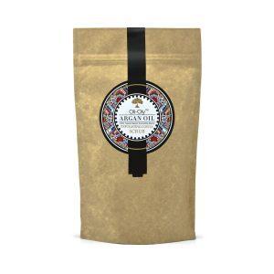 Oli-Oly Exfoliating Coffee Scrub with Argan Oil, 80g, Unscented