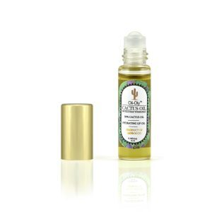Oli-Oly Hydrating Lip Oil with 99% Cactus Oil, 5 ml