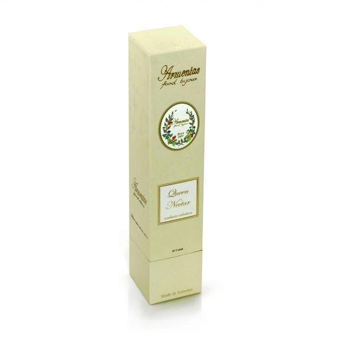 Armeński Nektar Królowej – 100% Naturalna Dzika Wytwarzana Luźno Ziołowa Herbata Ziołowa w T-Stick