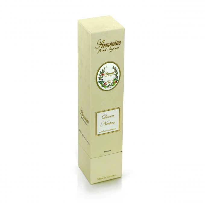 Armeniac Queen Nectar – 100% Natural Wild Crafted Loose Leaf Herbal Tea in a T-Stick