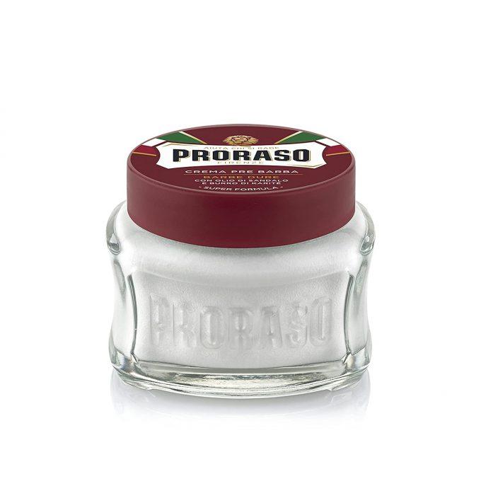 Crème Pré-Rasage barba Mont Bleu