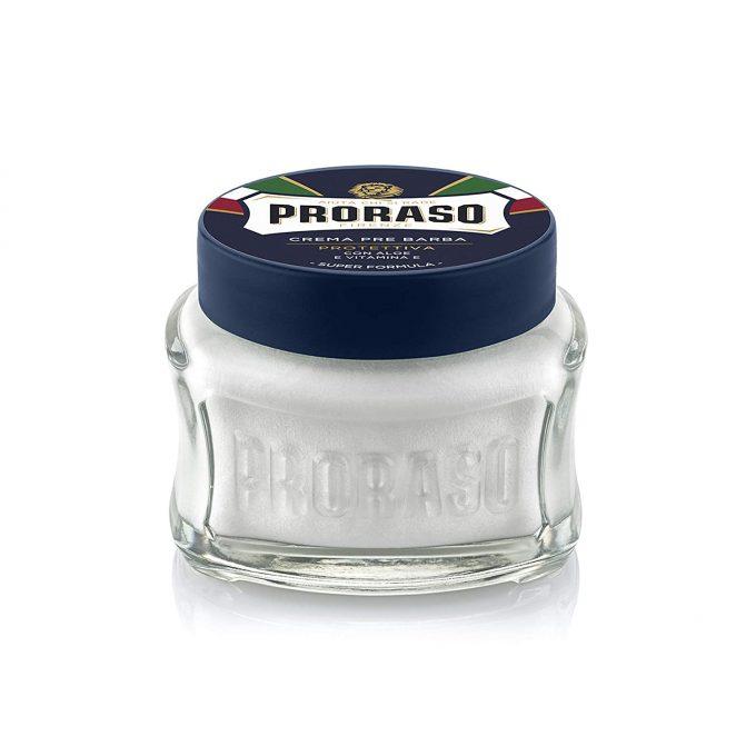 Pre-Shave Cream protective Mont Bleu